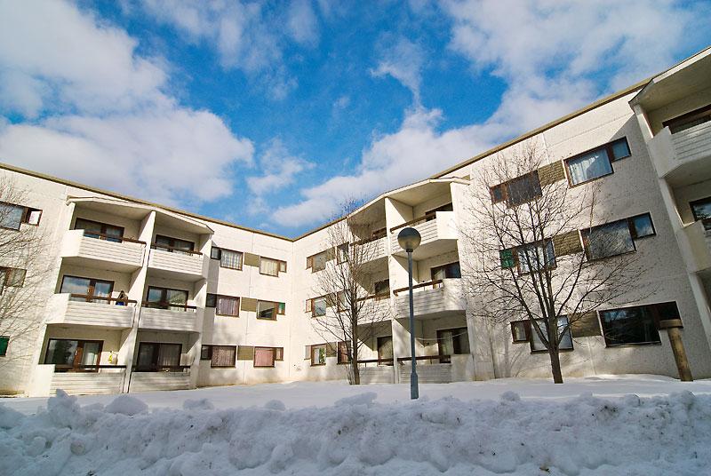 Housing in Finland