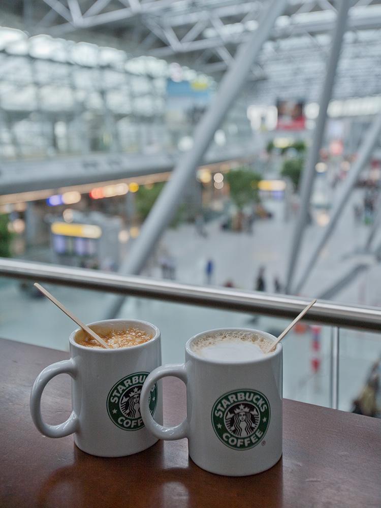 Starbucks in Duesseldorf