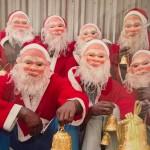 Awesome santa clauses, Kiasma