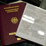 Entry papers for Russia