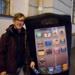 iPhoneman