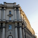 Architecture in St. Petersburg